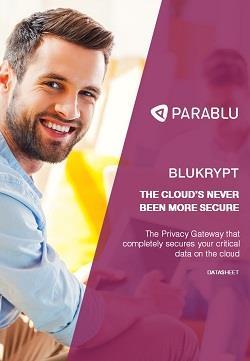 BluKrypt™ - Secure Cloud Gateway