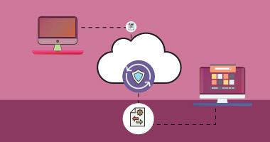 data backup solution -secure large file transfer