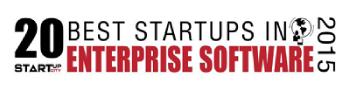 Regional Winner-20 Best Startups in Enterprise Software