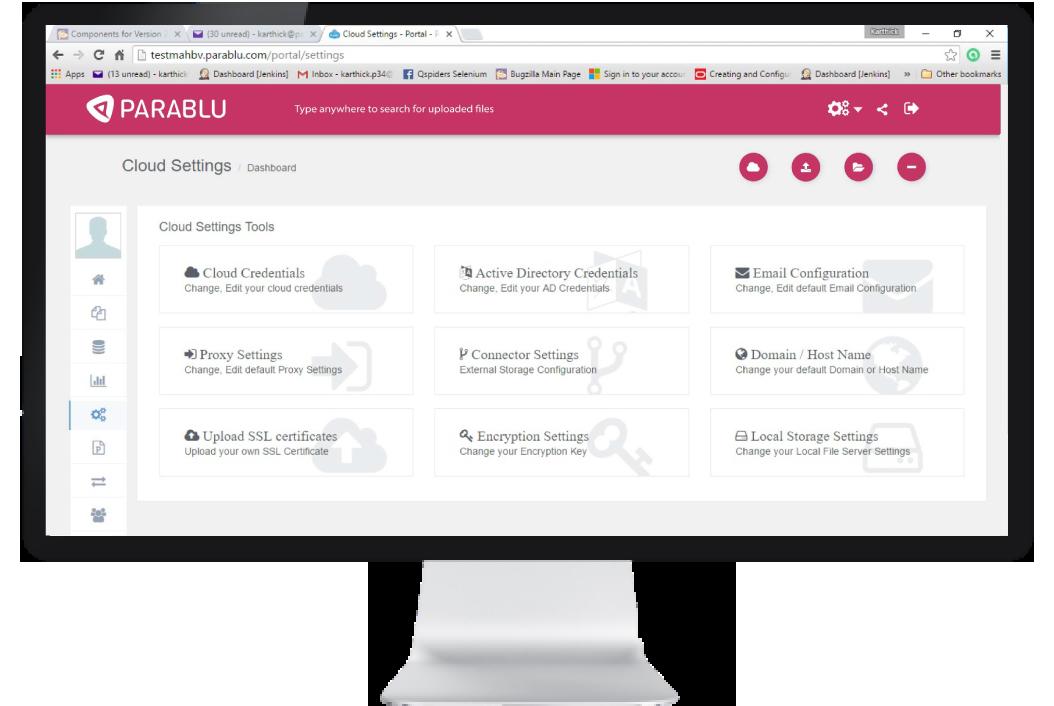real estate data- BluVault
