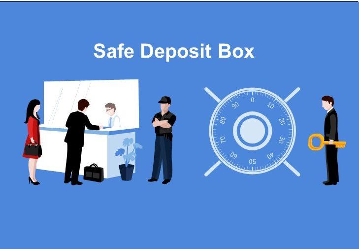 separation of duties - safe deposit box