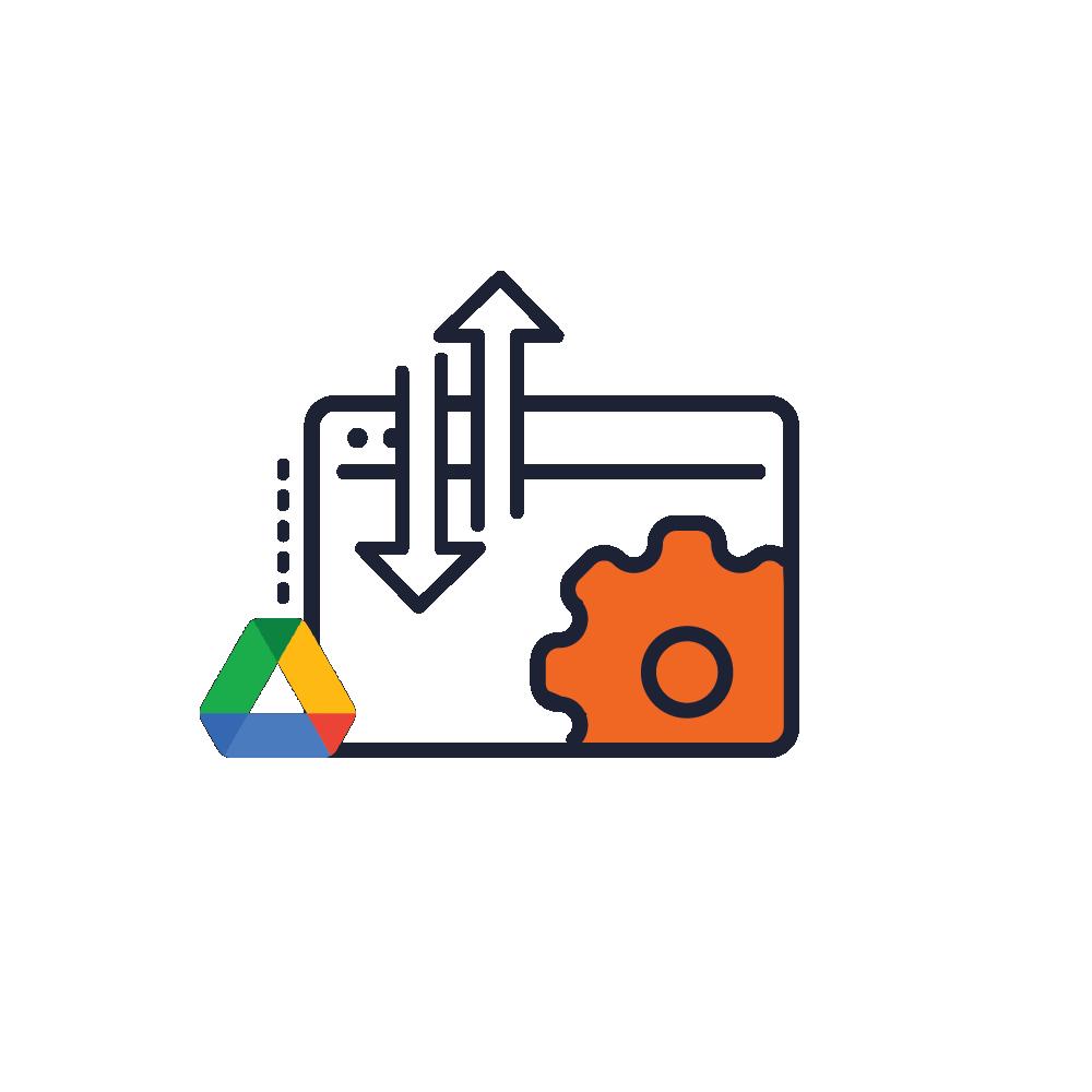 Backup to Google Drive-Policy-based Automated Backup
