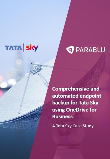 Tata Sky Case Study - Thumbnail