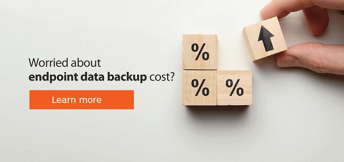 Data Backup Cost - Zero Cost Backup Storage