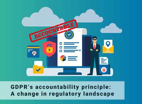 GDPR accountability principle