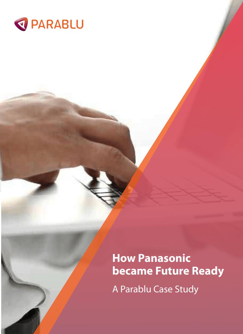 How Panasonic became Future Ready Thumbnail